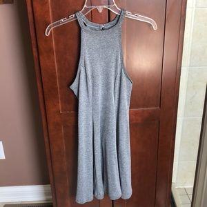 Hollister Dresses - Hollister ribbed skater dress
